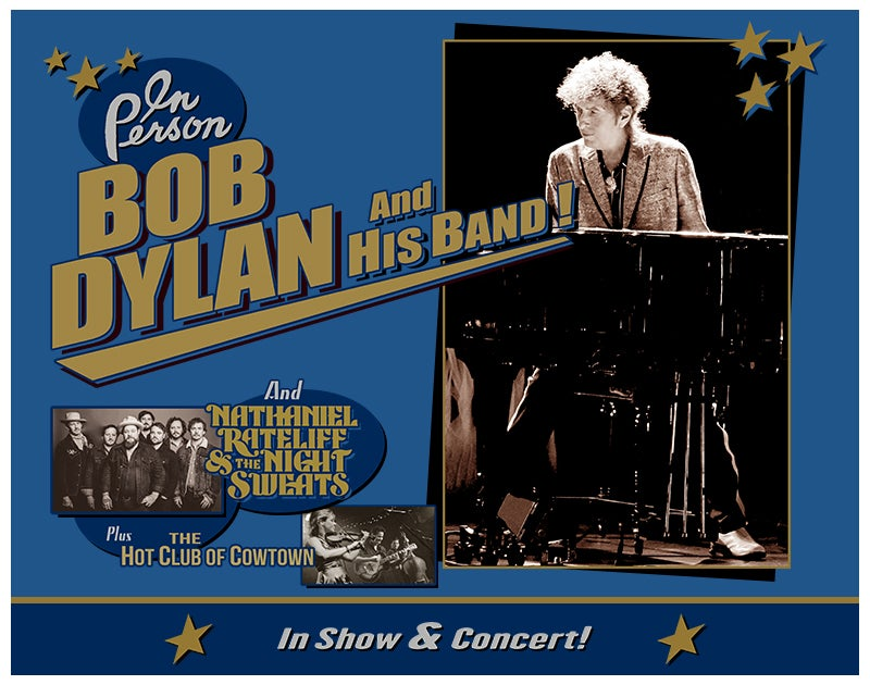 More Info for CANCELED: Bob Dylan & His Band