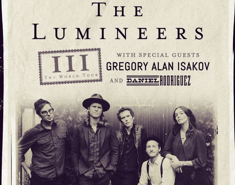 More Info for POSTPONED: The Lumineers