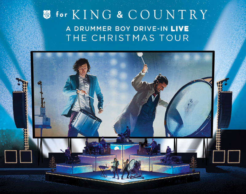 More Info for for KING & COUNTRY's