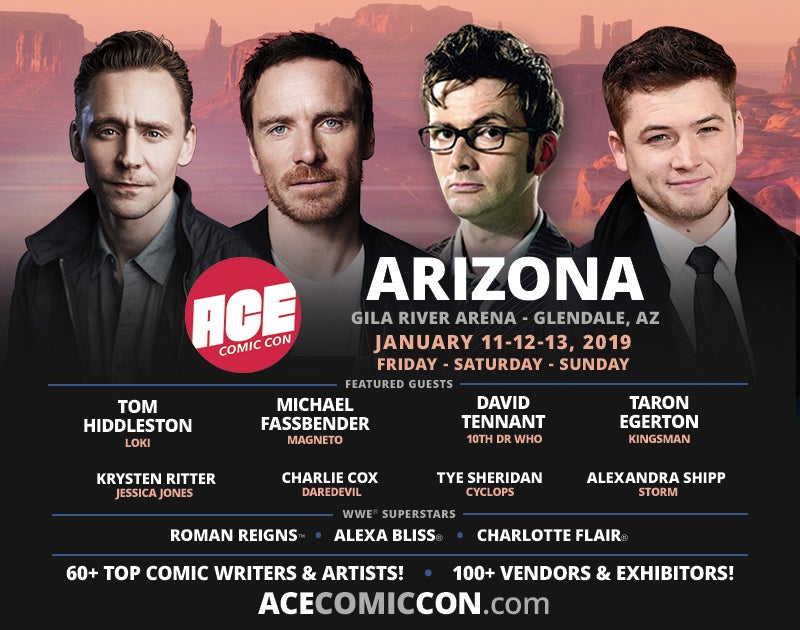 More Info for ACE Comic Con