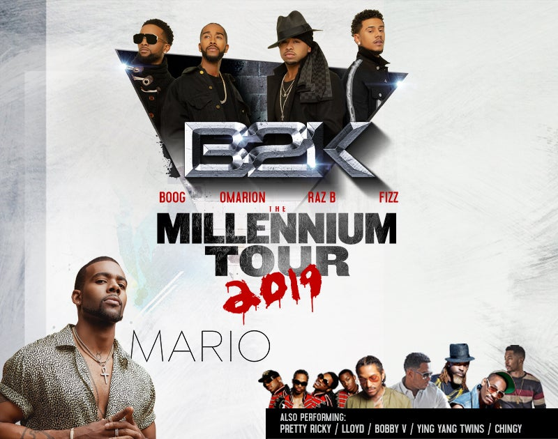 More Info for B2K The Millennium Tour