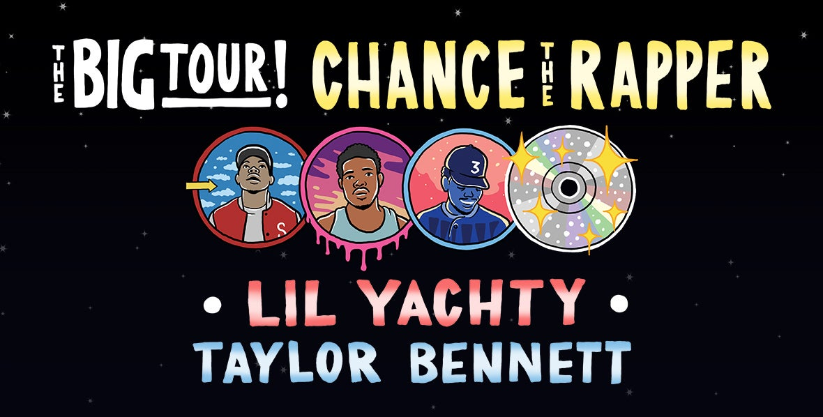CANCELED: Chance The Rapper
