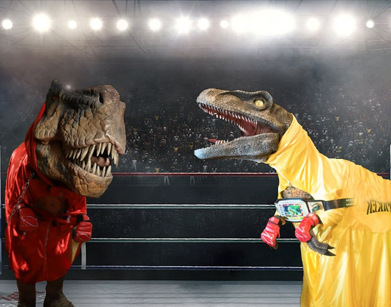 More Info for Pangaea Presents Jurassic Fight Night
