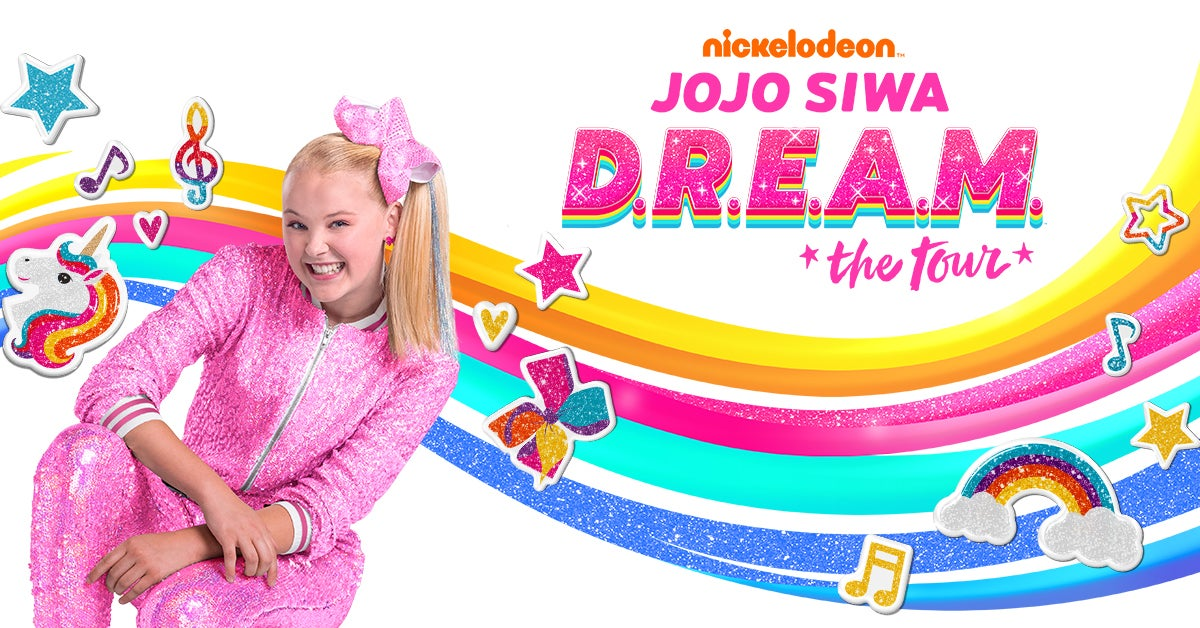 More Info for POSTPONED: Nickelodeon's JoJo Siwa D.R.E.A.M. The Tour