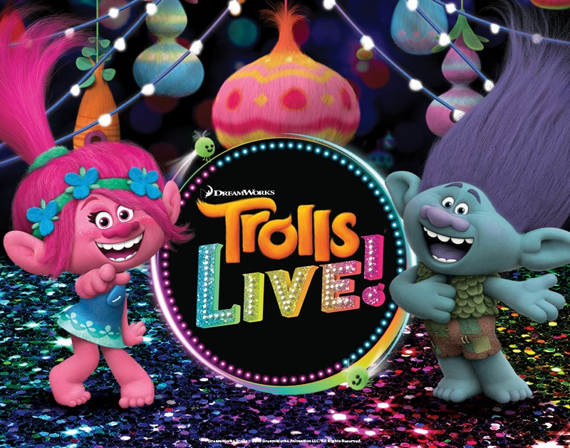 More Info for CANCELED: Trolls LIVE!