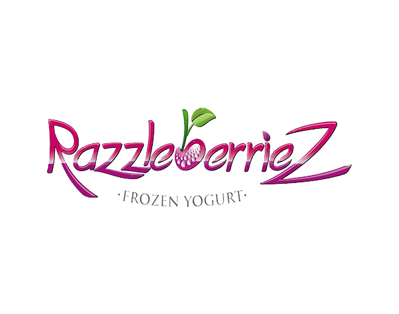 Razzleberriez Frozen Yogurt