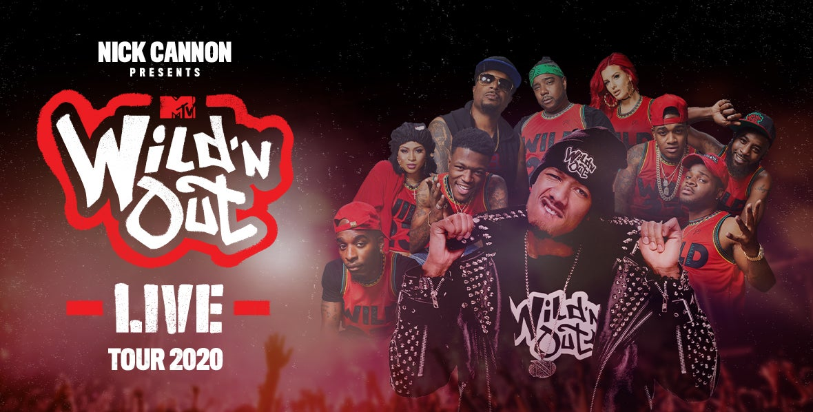 POSTPONED: Nick Cannon Presents: Wild 'N Out Live