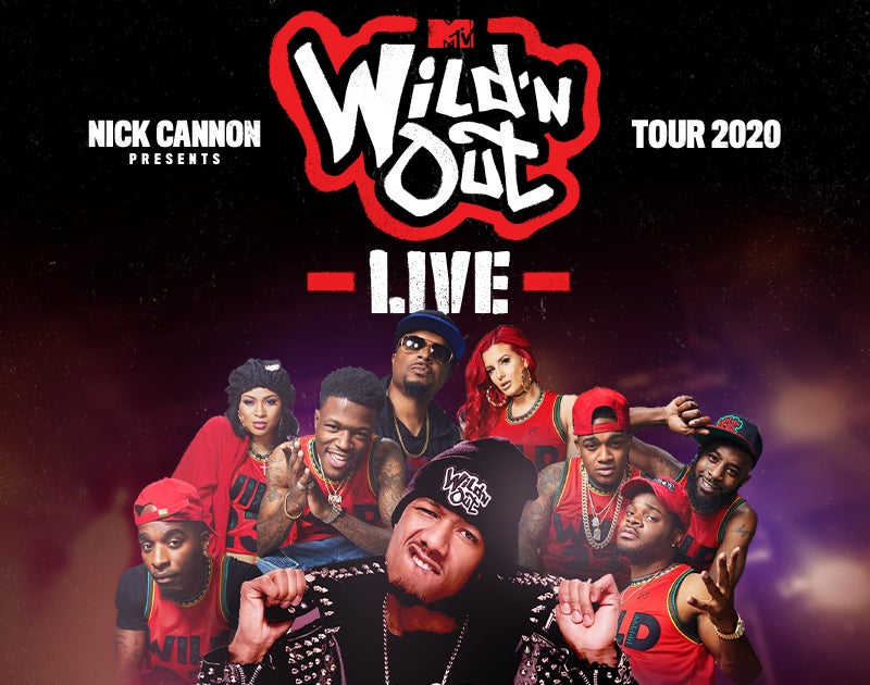 More Info for Nick Cannon Presents: Wild 'N Out Live